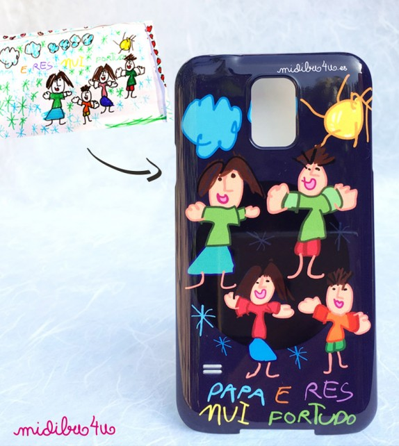 Carcasa Samsung Galaxy
