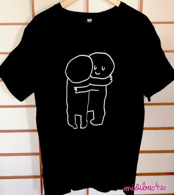 """Camiseta chico """"Abracitos"""""""